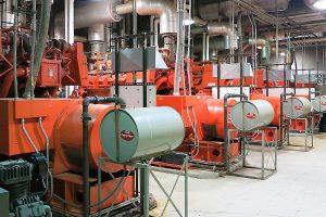 ژنراتور پایه گازسوز